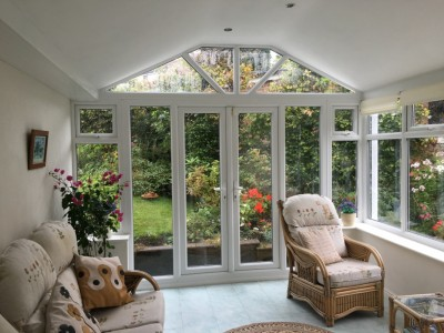 VAT on conservatories | solid roof