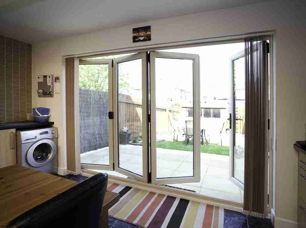 bi folding doors bi fold doors supply fit blackburn. Black Bedroom Furniture Sets. Home Design Ideas