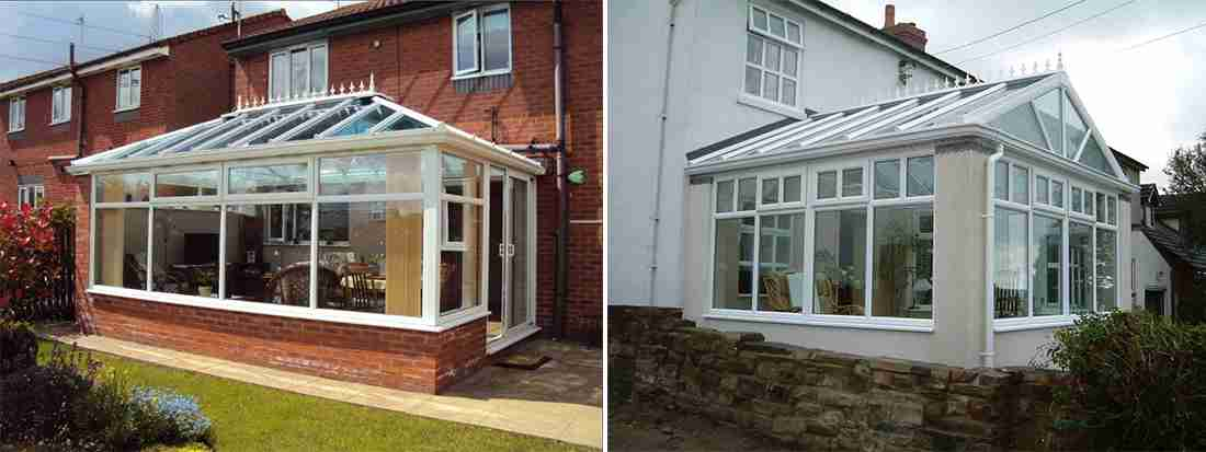 RTE fabrications conservatories