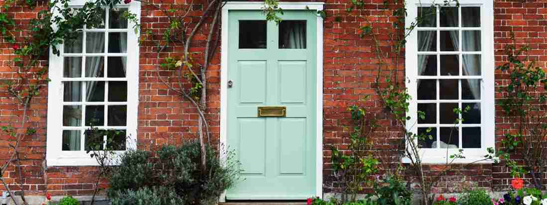 what does a front door do for your home