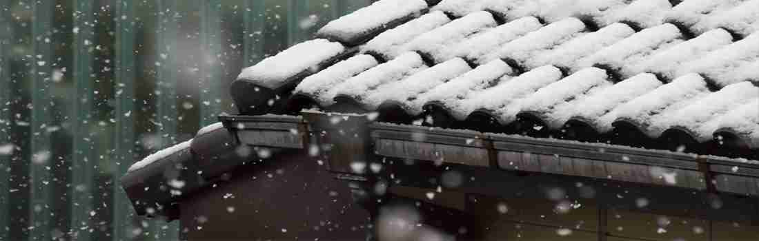 Protect your property from the elements
