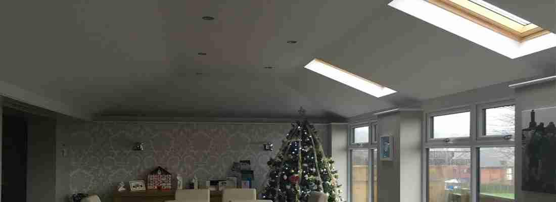 Roofline interior