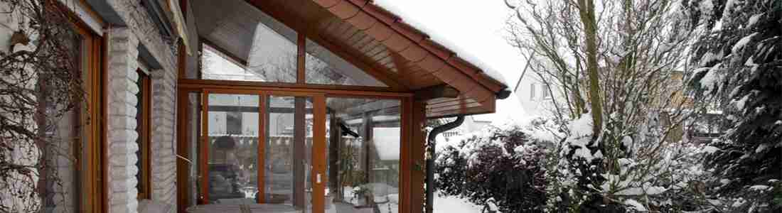 How to look after your conservatory this winter