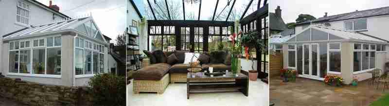 pavillion conservatory examples