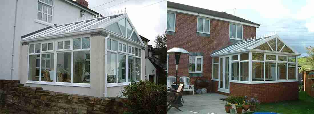 pavilion conservatory style