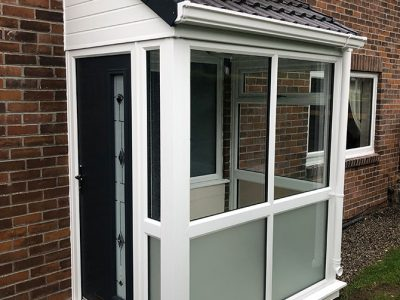 upvc porch from Porch builders RTE