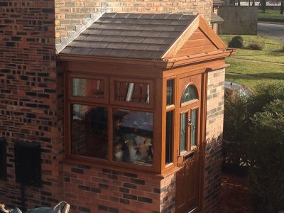 brick porch from Porch builders RTE